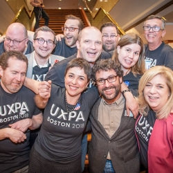 """UXPA Boston Conference 2018 • <a style=""""font-size:0.8em;"""" href=""""http://www.flickr.com/photos/142452822@N03/42745001001/"""" target=""""_blank"""">View on Flickr</a>"""