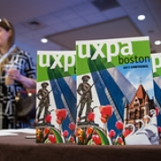 "UXPA Boston Conference 2017 • <a style=""font-size:0.8em;"" href=""http://www.flickr.com/photos/45163914@N00/34195445034/"" target=""_blank"">View on Flickr</a>"