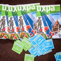 "UXPA Boston Conference 2017 • <a style=""font-size:0.8em;"" href=""http://www.flickr.com/photos/45163914@N00/34195576274/"" target=""_blank"">View on Flickr</a>"