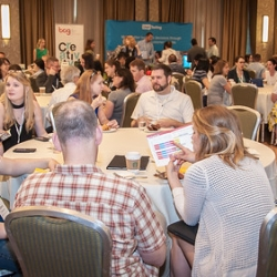 """UXPA Boston Conference 2017 • <a style=""""font-size:0.8em;"""" href=""""http://www.flickr.com/photos/45163914@N00/34999306296/"""" target=""""_blank"""">View on Flickr</a>"""