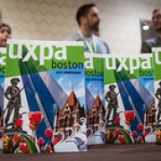"UXPA Boston Conference 2017 • <a style=""font-size:0.8em;"" href=""http://www.flickr.com/photos/45163914@N00/35039650965/"" target=""_blank"">View on Flickr</a>"